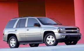 chevrolet trailblazer 2008 chevrolet trailblazer