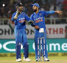 kohli on his equation with ms dhoni rediff com cricket