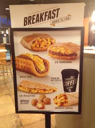 taco bell is now open for breakfast with the waffle taco fort