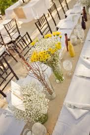 Daisy Centerpiece Ideas by 19 Best Centerpiece Images On Pinterest Flowers Baby U0027s Breath
