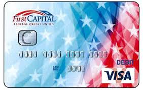 debit cards visa debit cards capital federal credit union york pa