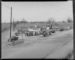 earl m carr filling station north broadway and belt line gas