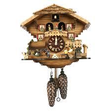 schneider black forest 17 inch cuckoo clock hayneedle