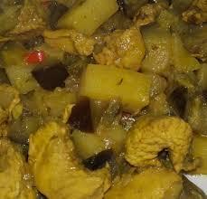 cuisine antillaise colombo de poulet colombo de poulet à l antillaise mon cookeo