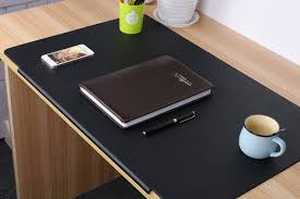 Desk Protector Pad by Executive Desk Pad Leather Blotter Cover Table Protector Non Slip