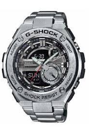 Jam Tangan G Shock Pertama pria jam tangan analog casio analog jam tangan pria hitam