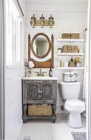 farmhouse bathrooms ideas 15 farmhouse style bathrooms of rustic charm it in