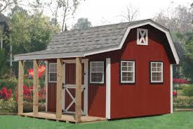 custom built garden sheds built by the amish in pa