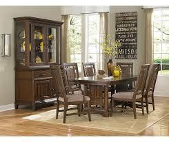 Broyhill Furniture Dining Room Broyhill Furniture Estes Park Trestle Table 4364trestletable