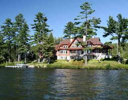 Cottages For Rent On Lake Simcoe by How The Waterfront Living Rush Could Shatter The Great Canadian