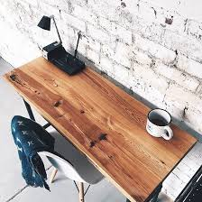Diy Writing Desk Our Slim Writing Desk Made With 100 Year Pine