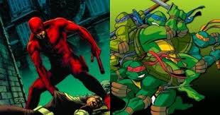 Blind Ninja Teenage Mutant Ninja Turtles The Original Movie 1990 U2014 Spindleworks