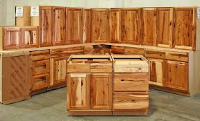 knotty hickory cabinets kitchen rustic hickory cabinets kitchen pictures fabrizio design