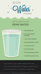 How To Do Challenge Water 30 Day Water Challenge Vibrant Food Radiant Health