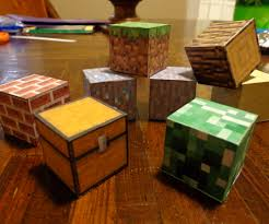 real minecraft blocks 7 steps with pictures