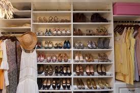 Shoe Closet With Doors Shoe Racks For Closets Designs Ideas Designs Ideas And Decors