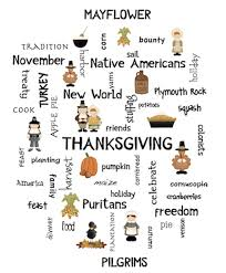 thanksgiving poster to display give one to your and