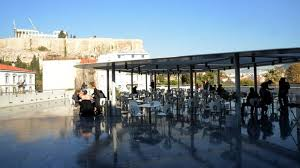 restaurants at museums and cultural areas trip2athens com