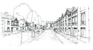 residential blueprints landscape architecture blueprints drawing by images about plans