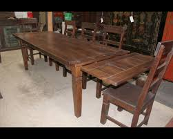 rustic wood dining room furniture in san diego san diego rustic