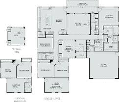 hawthorne at barrington new homes in brentwood ca tri pointe hawthorne plan 1 floor plan 1