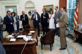 reagan oval office ed meese gop candidates should embrace reagan s 4 part magic formula