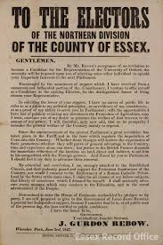 Essex County Map Paper Laminated Collections Page 3