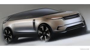 2018 range rover velar design sketch hd wallpaper 86