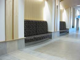 How To Build Banquette Bench With Storage Custom Upholstery Commercial Upholstery Upholstered Wall Panels