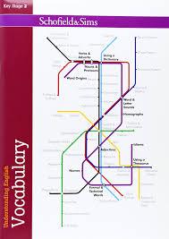 Noida Metro Route Map by Understanding English Vocabulary Matchett Carol 9780721709802