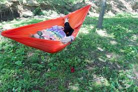 westroke eno sub7 hammock and helious suspension system review