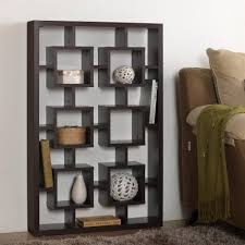 Contemporary Shelving Home Decorators Collection 66 In X 50 In Deluxe Tall Display