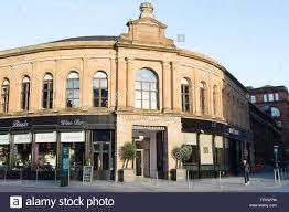 merchant square merchant city glasgow scotland uk containing