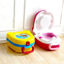 Portable car type travel potty in potties from mother kids on