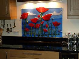 Stained Glass Backsplash by 37 Best Kitchen Backsplash Images On Pinterest Kitchen