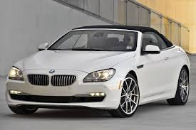 bmw convertible 650i price used 2014 bmw 6 series convertible pricing for sale edmunds
