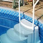 wedding cake pool steps above ground options accessories aloha pools spas jackson