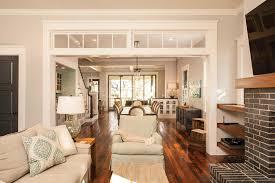 colonial open floor plan decatur whole house renovation atlanta home improvement open