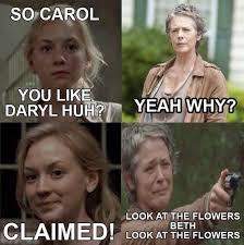Carol Walking Dead Meme - no too funny the walking dead pinterest walking dead