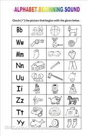 12 best images of worksheets letter sounds printables free