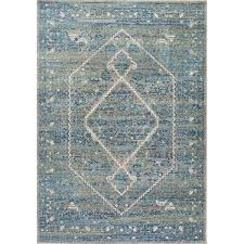 Green Area Rugs Blue Green Area Rug