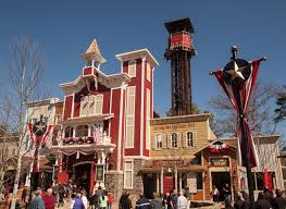 silver dollar city shines with great rides and food in