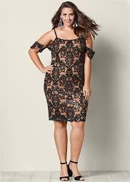 cold shoulder dress plus size sequin cold shoulder dress venus