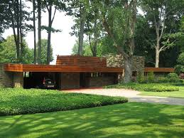 Glass House Plans by Design Wondrous Pope Leighey Usonian House Plans With Adorable