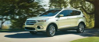 Ford Escape Green - 2017 top rated suvs best compact sport utility vehicles for sale