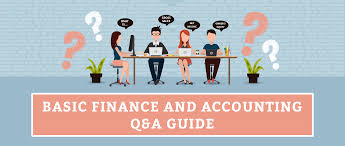 basic finance and accounting q u0026a guide