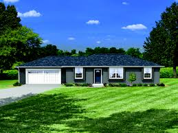 All American Homes by Clear Creek Floorplan Of Hometown Collection Modular Home All