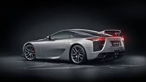 lexus silver 2017 lexus lfa silver back by nasg85 on deviantart