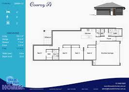 4 bedroom blue water homes