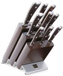 oliver kitchen knives wusthof ikon 9 knife block set as used by oliver and